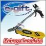 Patinete Elétrico E-scooter Alcança Até 20 Km/h Bateria Reca