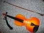 Violino Giannini c/ estojo e acessórios