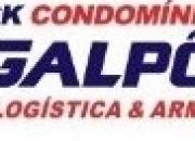 Condomínio de galpões para locação em São Paulo Código: 2784