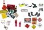 Kits de Emergência (Kit NBR 9735, Kit ajudante, Kit Emergência Ambiental) EPI's