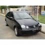 Polo Sedan preto 1.6 COMPLETO Flex 2005 ? 6.000,00 + transf. 32 x 900,00