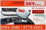 A Autorizada Antena Sky livre,Venda,  instalaçao, Habilitação