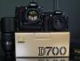 Nova Marca Nikon D700 câmera Digital