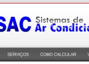 SAC - Sistemas de Ar Condicionado
