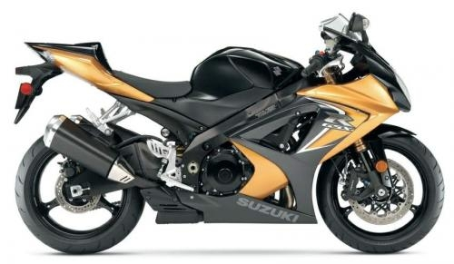 Suzuki gsx-r 1000 srad 2010* apenas 3.000km rodados