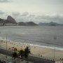 Copacabana sala 1 dormitorio Av. Atlântica cod SA10335