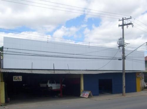 Alugo galpão comercial / ind. 225 m2 - jacareí