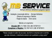 Mb service | marido de aluguel