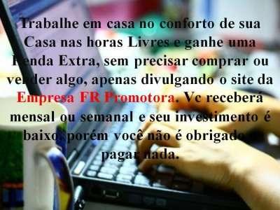Contrata-se divulgadores em todo brasil