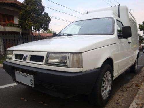 Fiorino furgão 98, kit flex, 1.5, impecável