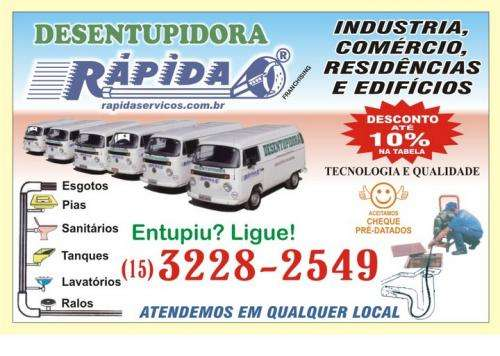 Fotos de A desentupidora rápida  e serviços em sorocaba e região 15- 3228-2549 2