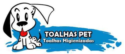 Toalhas higienizadas para pet shop