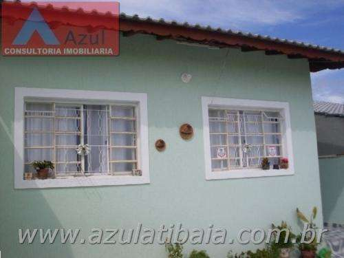 Casa a venda em atibaia 2 suites, financiamento