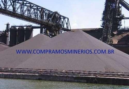 Produtores dos minérios tantalita, nióbio e cassiterita.