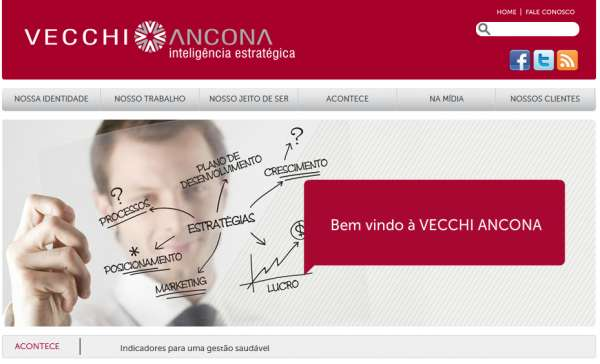 Sustentabilidade empresarial - vecchi & ancona