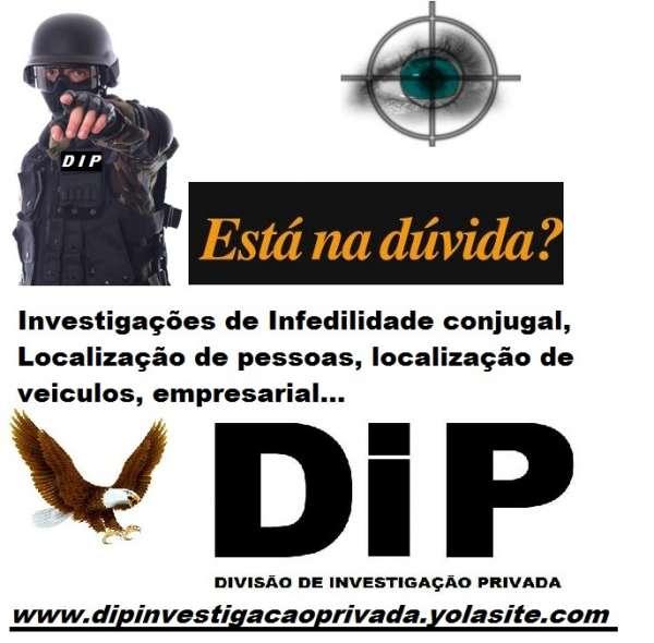 Detetive particular dip-divisão de investigação privada