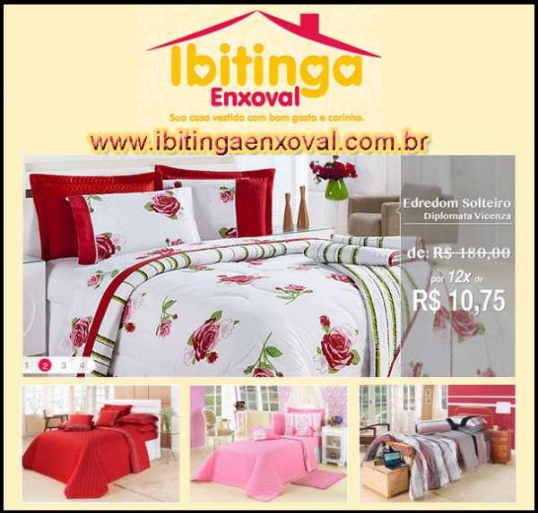 Ibitinga enxoval - toda a qualidade de ibitinga no conforto de seu lar!