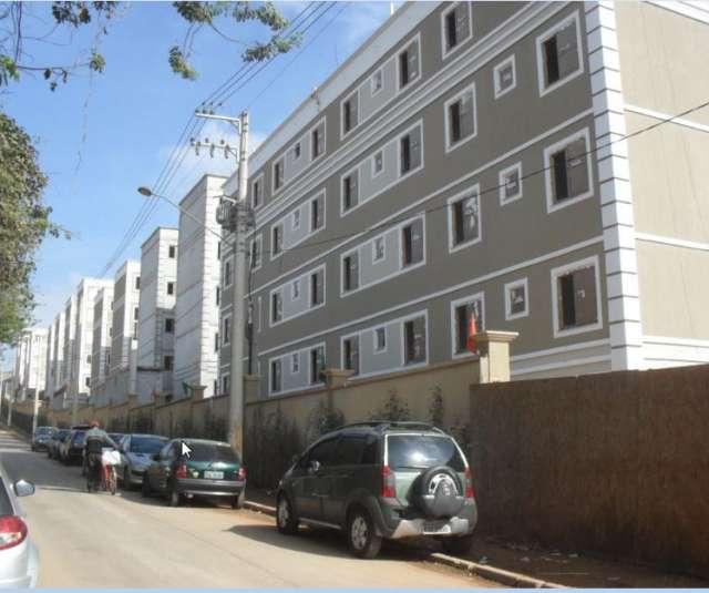 Apartamentos 02 dorms minha casa minha vida - maua