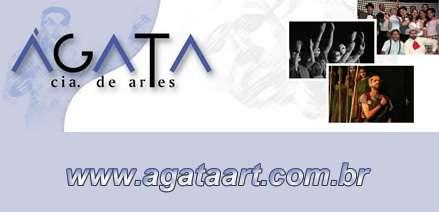 Companhia ágata de artes - companhia de teatro de são paulo