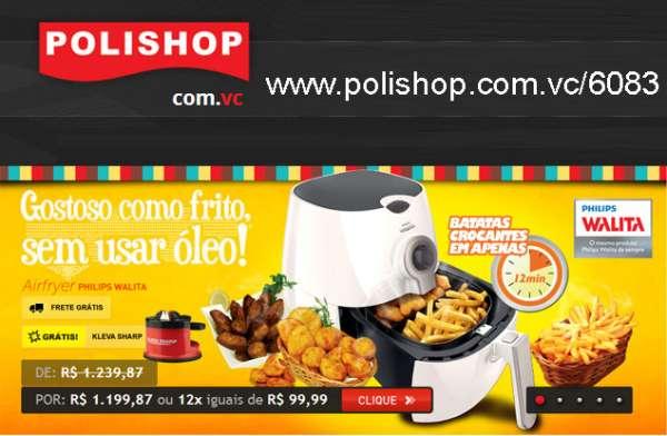 Polishop com você - comprar produtos polishop online