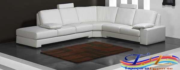 Fotos de Reforma de estofados em geral e sofá feitos sobre medida 2
