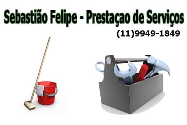Sebastião felipe - prestaçao de serviços em condomínios, indústria e comércio em sp