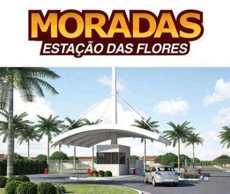 Casa de 2 quartos em condomínio fechado em maracanaú