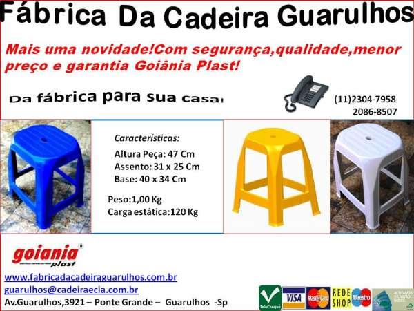 Fotos de Cadeira e mesas de plástico direto da fábrica! 3