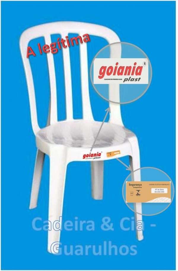 Fotos de Cadeira e mesas de plástico direto da fábrica! 5