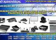 PROJETORES/ DATA SHOW, TELAS DE PROJEÇAO, TV DE PLASMA 42 POLEGADAS, SUPORTE PARA TV DE PLASMA,