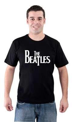Camiseta e almofada bandas de rock - estampas iradas