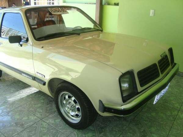 Chevrolet chevette lindo 84.000 km original