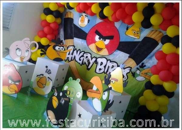 Decoração festa infantil e balões curitiba