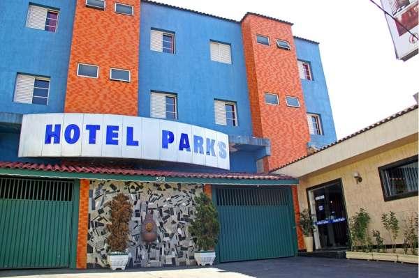 Hotel park's diadema: quartos solteiro, casal, duplo e triplo.