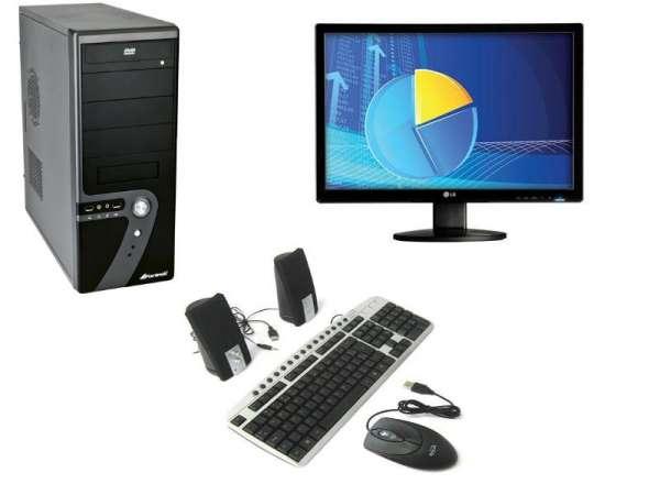 Computador completo intel com garantia
