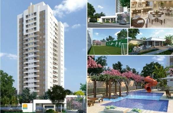 Apartamentos garden monte libano saida para chapada