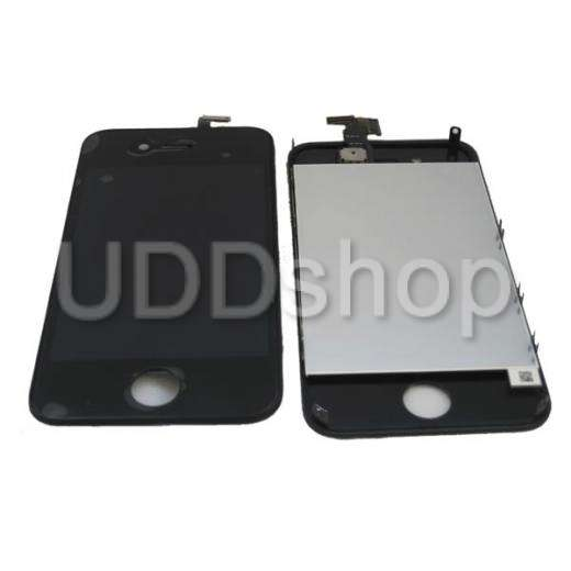 Lcd + touch screen apple ipod 4g original novo