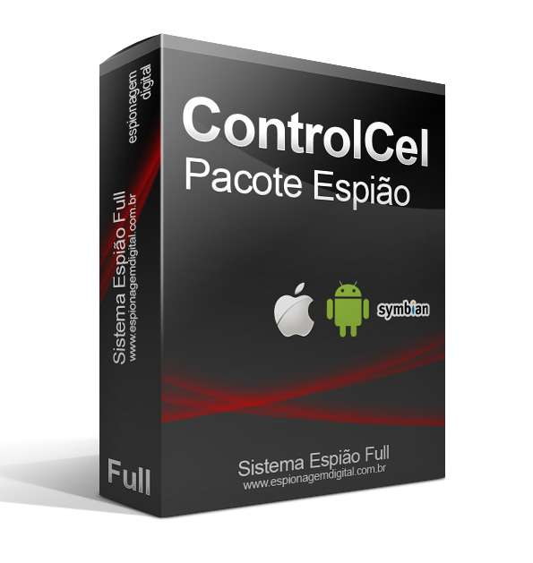 Software espião controlcel para celular