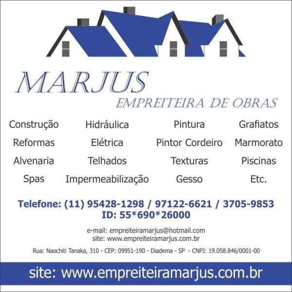 Reforma e manutenção de residencial e comercial