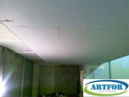 Fotos de Artfor ltda forro isopor, forro gesso, forro pvc, forro mineral, forro lã vidro, 5