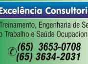 M A EXCELÊNCIA CONSULTORIA GESTÃO TREINAMENTO E MEDICINA DO TRABALHO