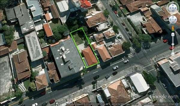 Terreno residencial à venda, são francisco, curitiba - te0004.