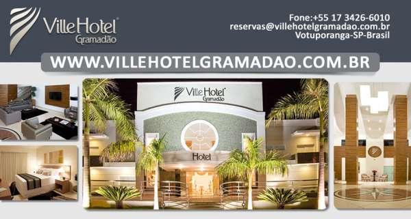 Hotel votuporanga | hotel em votuporanga | ville hotel gramadão