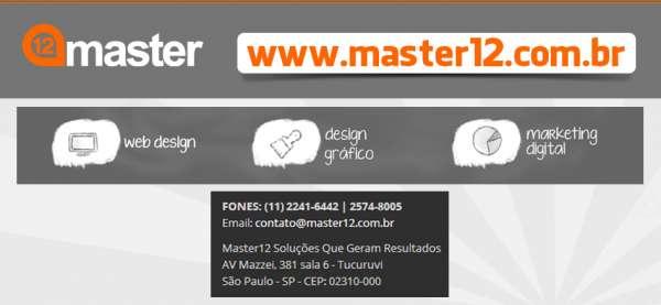 Desenvolvimento de sites, lojas virtuais, marketing digital, design gráfico