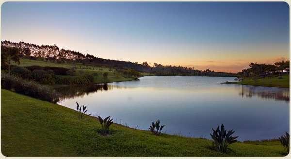 Hotel de luxo - lake villas