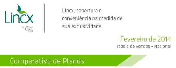 Lincx sistema de saúde