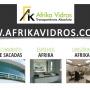Vidraçaria em Guarulhos | Fábrica de Vidros Guarulhos | Afrika Vidros