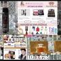 Franquia de cosmeticos Bortoletto mais de 1200 produtos.