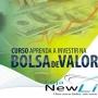 : Curso Online Aprenda a Investir na Bolsa de Valores - produto exclusivo Loja New Line
