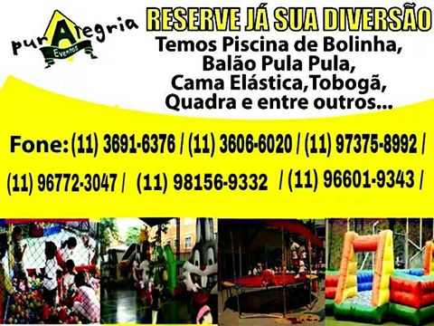 Telefones para contato 113691-6376/113606-6020
